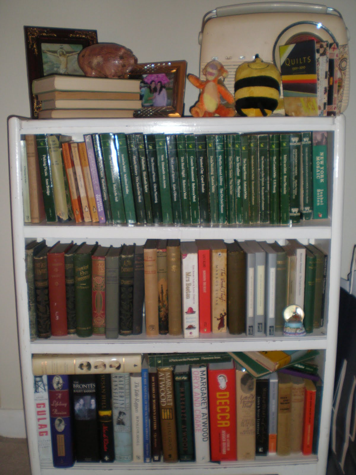 what do your bookshelves say about you book snob