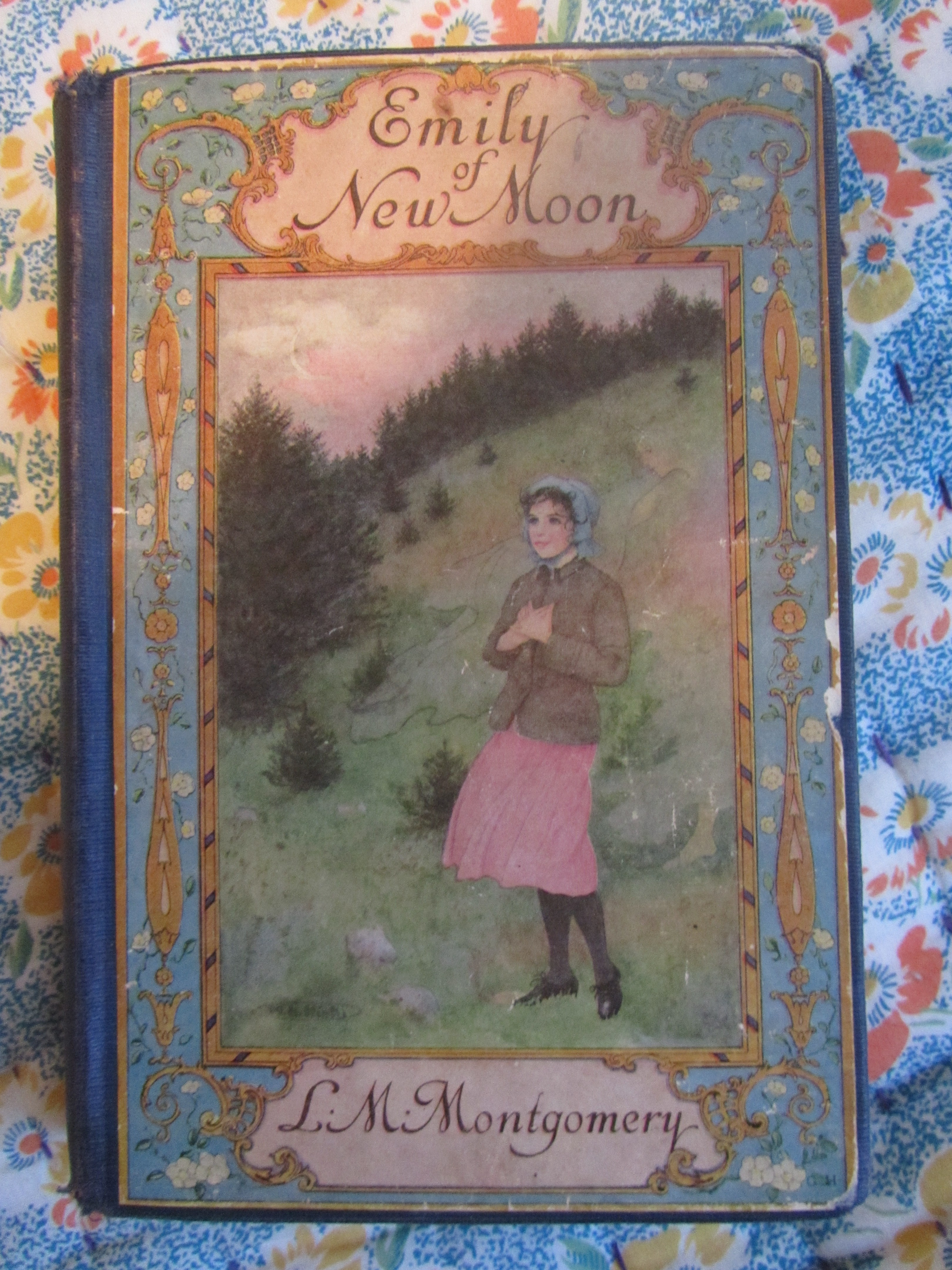 emily books by lm montgomery