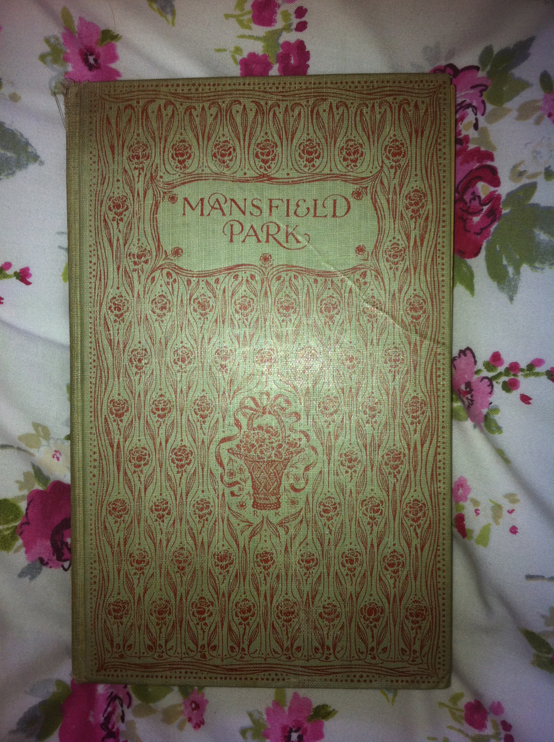 Mansfield Park Wrap Up