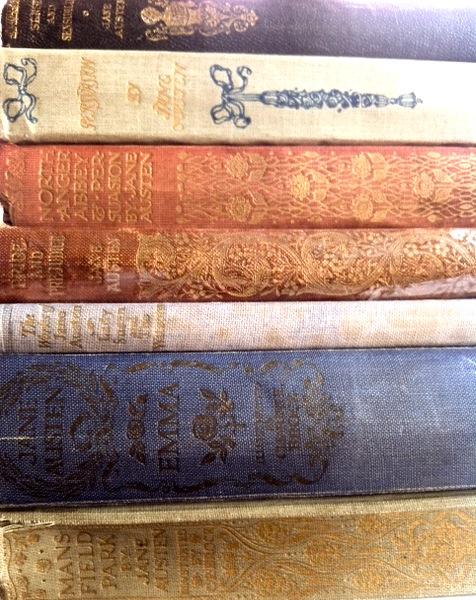 jane austen novels