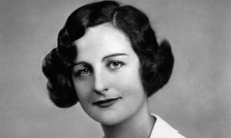 Nancy Mitford in 1931