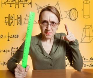 TeacherAngry