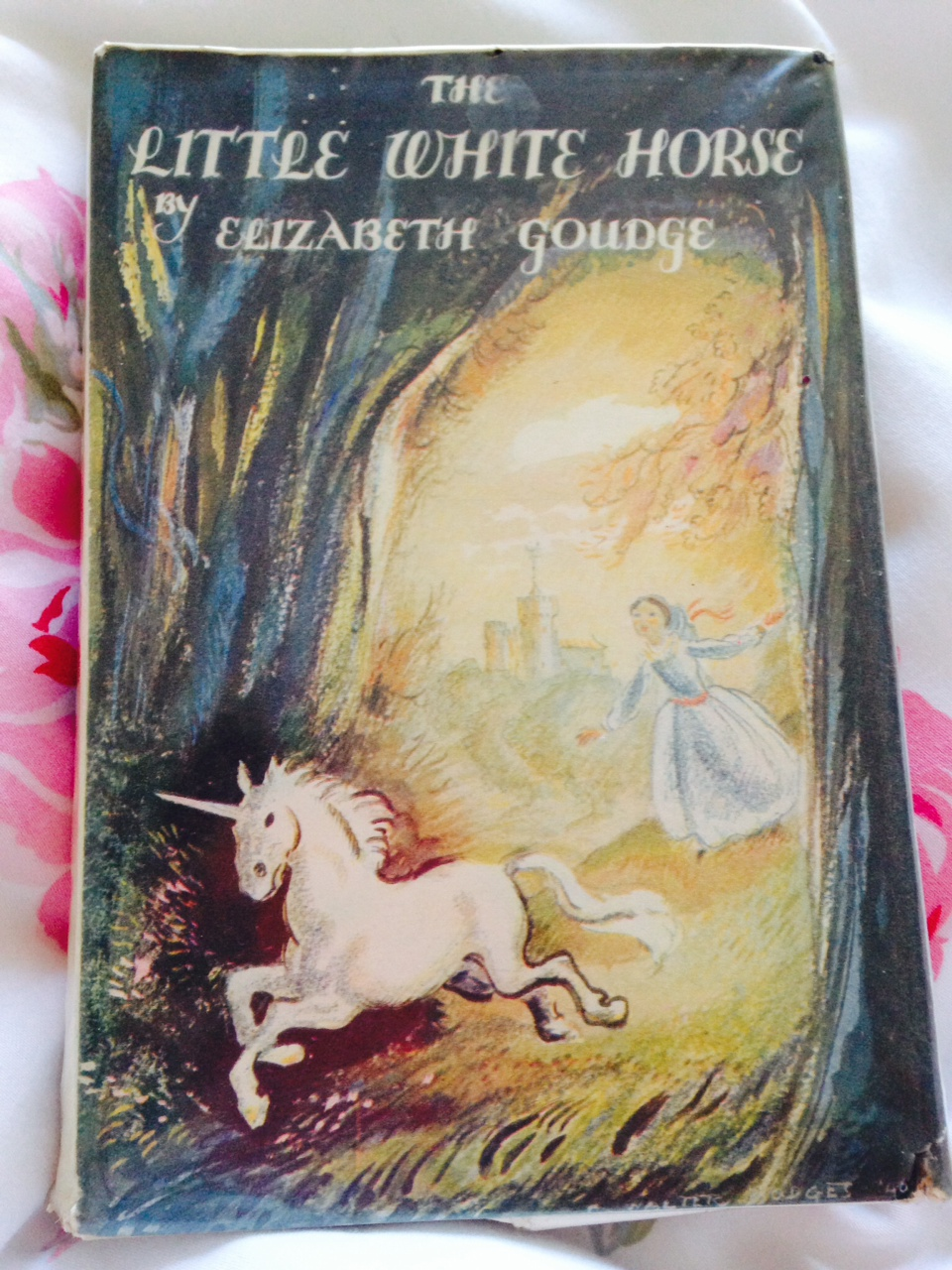 The Little White Horse By Elizabeth Goudge Book Snob
