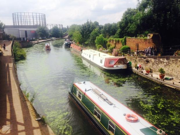 kensal green canal