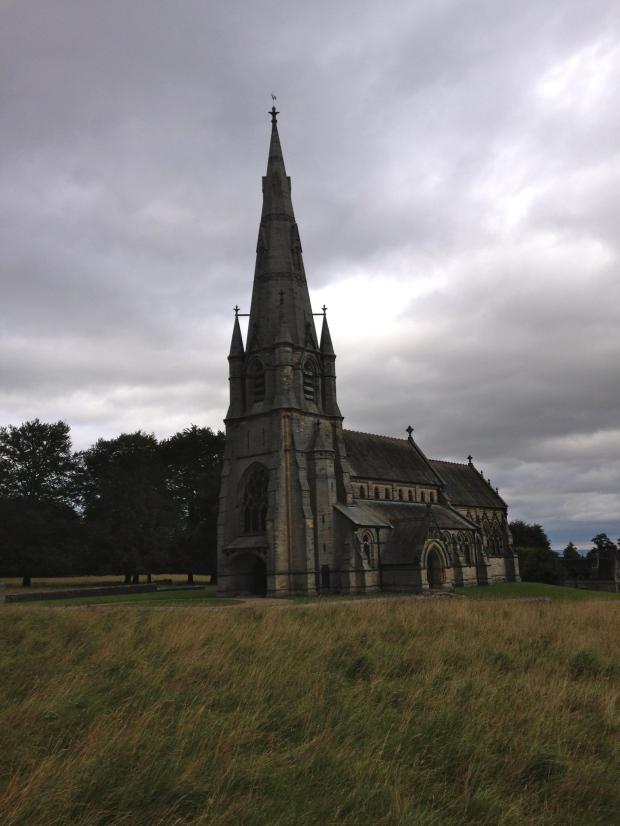 fountains abbey church
