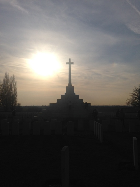 tyne cot cross