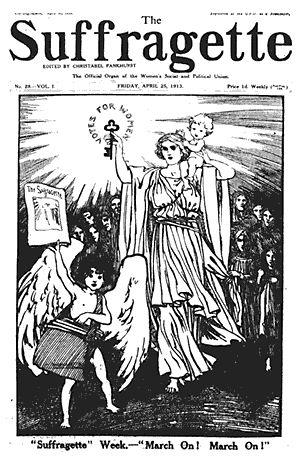Suffragette1913