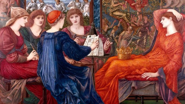 Edward-Burne-Jones-Laus-Veneris
