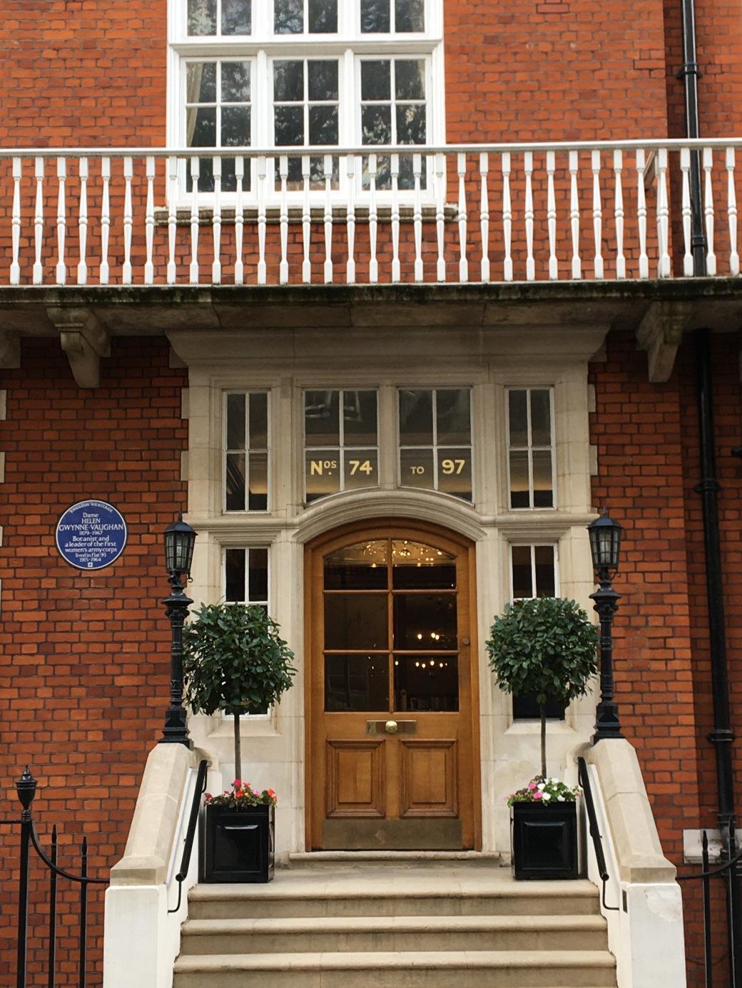 London's Notable Women: Helen Gwynne-Vaughan